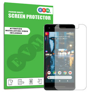 Screen Protector Cover For Google Pixel 2 TPU FILM - Clear Hydrogel