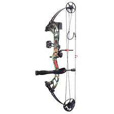 2019 PSE Stinger Extreme, Compound Bow Ready To Shoot PKG Mossy Oak Country Camo