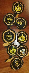 Lot of RICHMOND AFL 1980s Badges / Rare Vintage.