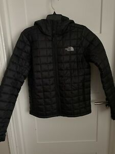 North Face Mens Quilted Jacket Size XS