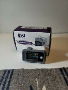 Dark Lightning Pulse Oximeter U7