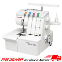 Janome My Lock 744D Overlocker Brand New In Box, Serger, SALE