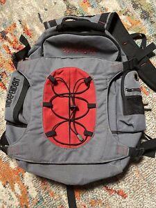vintage independent backpack