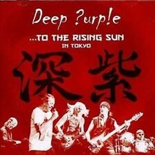 Deep Purple - To The Rising Sun (In Tokyo) [CD + DVD]   - CD NEU