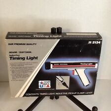 New Listingvintage Sears Craftsman Inductive Timing Light Made In Usa