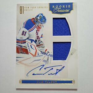 2011-12 Rookie Anthology Rookie Treasures #154 CAM TALBOT */499