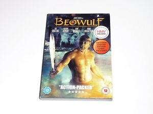 Beowulf (DVD, 2008, 2-Disc Set) - Limited Ediion with Comic Included