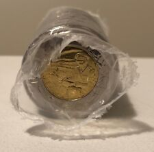 2015 $2 dollars Canada Toonie In Flanders Fields - Mint roll, 25 coins