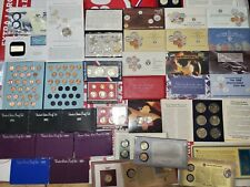 Huge Lot of Mixed Coin Collection Estate, Proof & Mint Sets (Uncirculated)