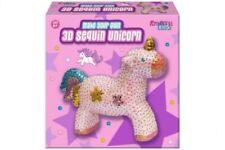 3D Lentejuela Unicornio - TY2083 Hacer Manualidades Crear Mágico Decorar Sparkle