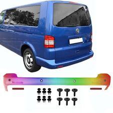 VW T5 Multivan Transporter Stoßstange hinten 03-12 für PDC LACKIERT + Zubehör
