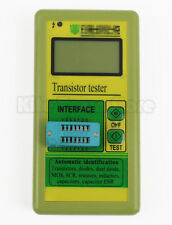 NEW  All-in-1 Component Tester Transistor Diode Capacitance ESR Meter Inductance