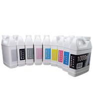 Dye Sublimation Ink 9 1000ml Bottles For Epson Stylus Pro 7890 9890 Non Oem
