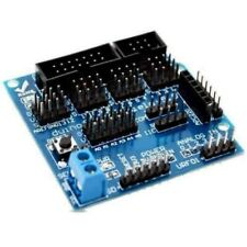 Shield Sensor v5.0 para Arduino modulo expansion v5 Bluetooth Servo UNO MEGA - A