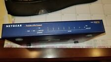 Netgear FVS318 ProSafe 8-Port Cable/DSL Switch VPN Firewall 10/100 Mbps w/ Power