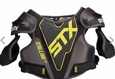 Stx Stallion 100 Boys Size Medium Adjustable Size Lacrosse Shoulder Pads