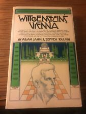 Wittgenstein's Vienna by Allan Janik & Stephen Toulman (Vintage 1973 Softcover)