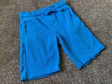 BOYS 3 YEARS BLUE MOTHERCARE JOGGING SHORTS S/N140