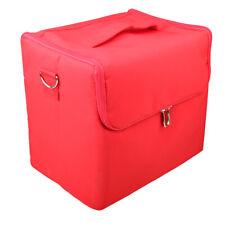 Professional Portable Travel Cosmetic Makeup Train Bag Large Case Organizer
