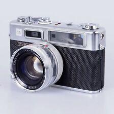 # Yashica Electro 35 Spiderman 35mm Film Camera Body W/ F1.7 45mm Lens (#211)