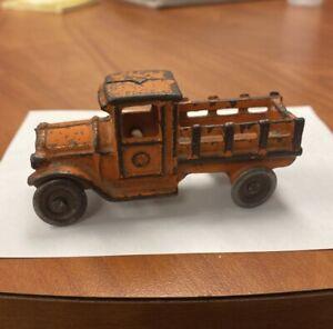 vintage diecast toy truck