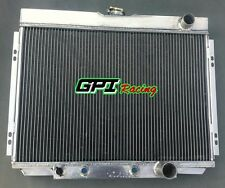 3 Row For 1967-1970 Ford Mustang / Mercury Cougar XR-7 68 69 Aluminum Radiator