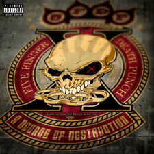 Five Finger Death Punch - A Decade of Destruction (NEW CD ALBUM)