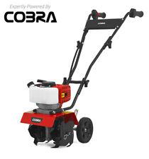 Cobra T24c Garden Tiller Rotovator 43cc Petrol Cultivator 2 Stroke Engine Lawn