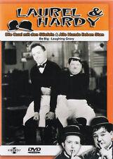 Dick und Doof (Laurel & Hardy) - Die Qual mit den Stiefeln             DVD   555
