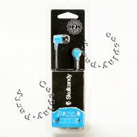 Skullcandy JIB In-Ear Earbuds Headphones Headset w/Mic Remote - S2DUYK-628 Blue