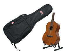 Gator GB-4G-ACOUSTIC Acoustic Guitar Gig Bag + A-Frame Guitar Stand