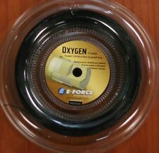 Eforce E Force E-Force Oxygen String 17 gauge Black Color, A Reel of 330'