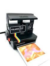 Polaroid OneStep 600, Using 600 Film instant camera (no flash built-in)- Working
