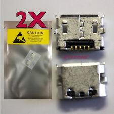 2 X USB Charging Sync Port Charger For HTC EVO Design 4G / Hero S CDMA PH44100