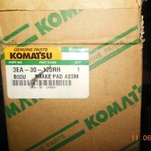KOMATSU FORKLIFT BRAKE PAD ASSM. #3EA-30-120RH