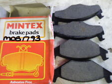 MDB1793 New Mintex Front Brake Pads Seat Skoda Volkswagen Derby Polo