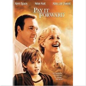 Pay It Forward DVD Kevin Spacey Movie - AUSTRALIAN REGION 4