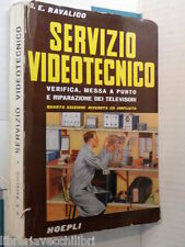 SERVIZIO VIDEOTECNICO Verifica messa punto riparazione Domenico Eugenio Ravalico