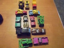 New Listingdiecast toy model cars trucks dozers metal and plastic used