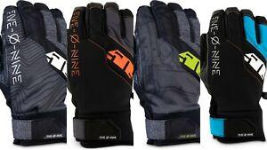 New 2021 509 Freeride Gloves for Snowmobiles & Snow Bikes
