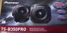 "Pioneer TS-B350PRO 3-1/4"" High Efficiency PRO Bullet Tweeter"