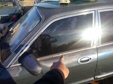 CHROME Pillar Posts for Jaguar XJ 04-09 6pc Set Door Cover Mirrored Window Trim