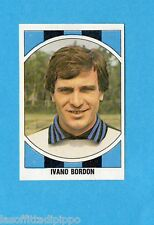 CALCIO-LAMPO 1980-FLASH-Figurina n.124- BORDON - INTER -Rec
