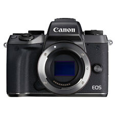 Canon EOS M5 Mirrorless 24.2MP Digital Camera Body