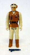 """STAR WARS HOTH REBEL TROOPER Vintage Action Figure ESB 3.75"""" C9 COMPLETE 1980"""