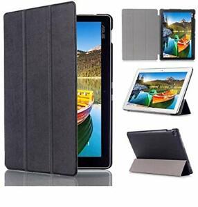 Skytar Etui pour Tablette Asus ZenPad 10,Folio Case Cover étui en Cuir Coque pou