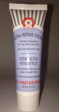 Fab First Aid Beauty Ultra Repair Cream Intense Skin Hydration 1oz. Travel Mini