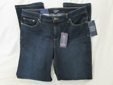 """Ladies """"Chaps"""" Size 12S(Short), Blue, Madden Straight, Mid Rise, Slimming, Jeans"""