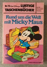 Erstausgabe/Erstauflage - LTB Nr. 70 - 4,80 DM / 1980 - Lustiges Taschenbuch