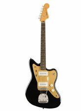 Fender Squier FSR Classic Vibe '60s Jazzmaster Black E-Gitarre Limited Edition
